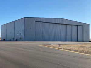 EagleJet hangar